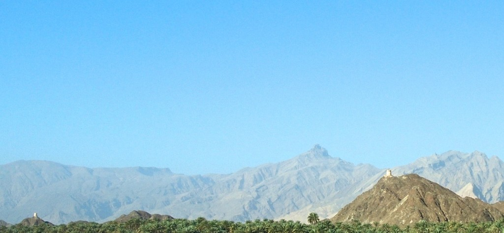 Oman Mountains and Forts
