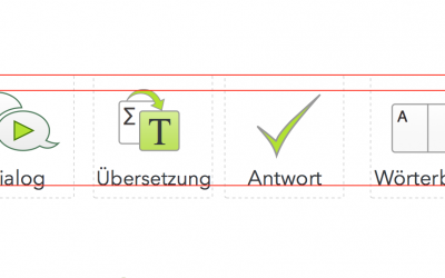 New Icons for the Language Learning Apps